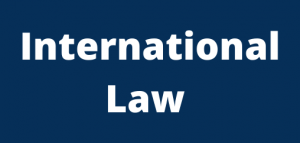 International Law Careers