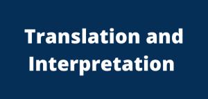 Translation and Interpretation Careers