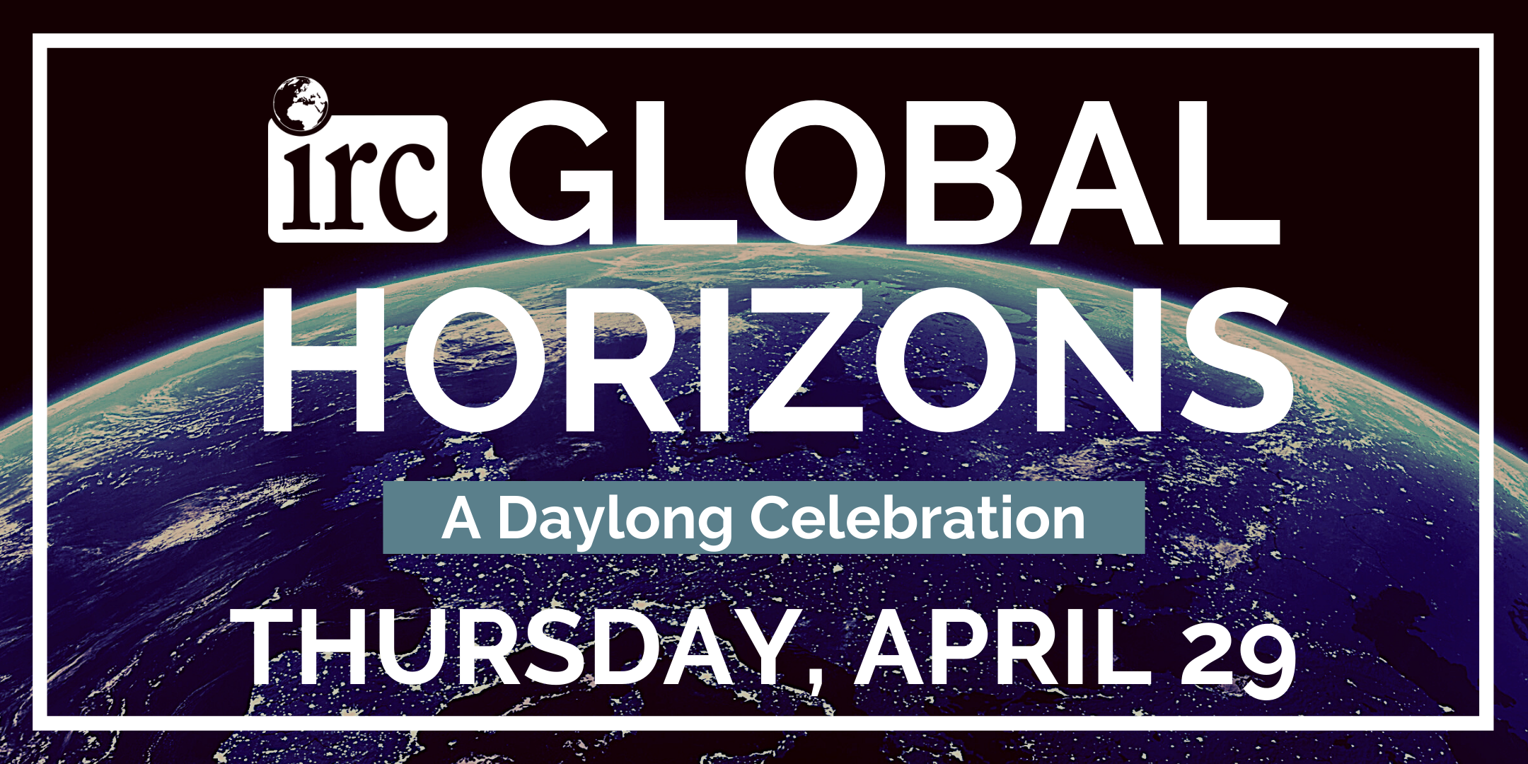 Global Horizons promotional image