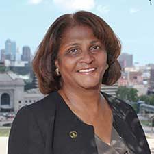 Andrea Allison-Putman, Chair, Membership Development Committee