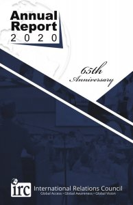 2020 Annual Report - click here to download.